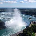 Bámulatos videó a Niagara-vízesésről