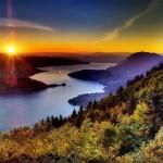 25 gyönyörű naplemente a világ minden tájáról