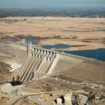 Eltűnhet a Folsom-tó,  Kalifornia kilencedik legnagyobb víztározója
