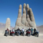 A Sivatag keze