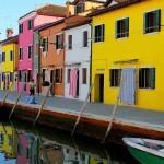 Burano – a velencei lagúna színpompás szigete