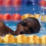 Eric Moussambani, az olimpiák leglassabb úszója