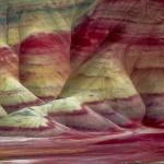 """Painted Hills – Oregon """"festett dombjai"""""""