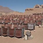 Sivatagi mozi Egyiptomban, ahol soha nem vetítettek filmet