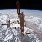 Élőben az űrből
