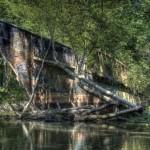 Az Ohio folyón felfedezett szellemhajó kalandos története