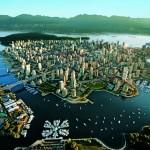 Városok madártávlatból