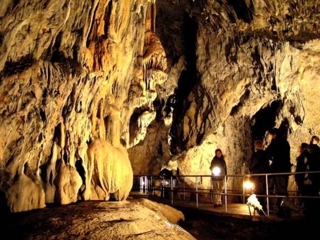 Barlangok száma magyarországon