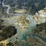 Hatalmas földcsuszamlás Washington államban