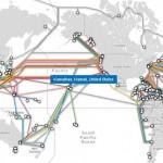 Interaktív térkép az óceánok alatti Internet kábelekről