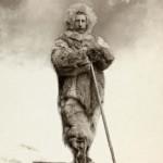 Ritka fotók a Déli-sarkot elsőként meghódító Roald Amundsen-ről