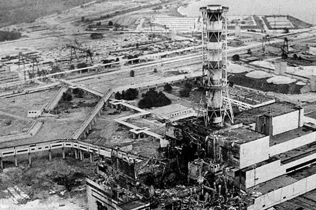 A Lenin (Csernobili) atomerőmű 31 éve robbant fel