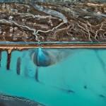 Edward Burtynsky lenyűgöző légi fotói