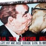East Side Gallery, a berlini fal még álló szakasza
