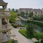 Kína legszebb szellemvárosa, ahol évek óta üresen állnak a luxusvillák
