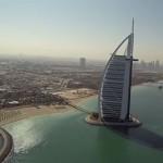 Dubai a magasból – drónnal készült látványos videó