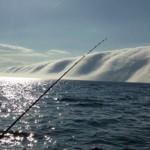 Sűrű köd borította be a Michigan-tavat