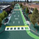 A jövő útja – napelemekből készült útburkolat