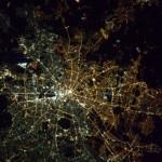 Az űrből még mindig látszik Berlin egykori kettéosztottsága