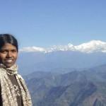 Megmászta a Mount Everestet egy 13 éves indiai lány