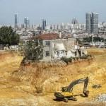 Egy lakóház állította meg az isztambuli építési projektet