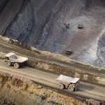 A gyémánt kitermelésének folyamata az oroszországi Jakutföldön