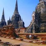 Ajutthaja- Thaiföld csodálatos Világörökségi helyszíne