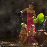 Mindennapi élet az indonéz falvakban – Herman Damar csodálatos képei