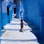 Chefchaouen – Marokkó kék városa