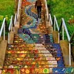17 különleges lépcső