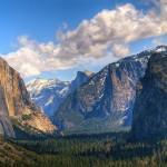 Varázslatos felvételek a Yosemite Nemzeti Parkról [4K felbontású videó]