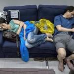 A kínaiak vásárlás helyett inkább aludni járnak az IKEA-ba