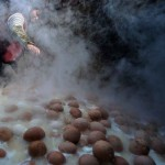 Vizeletben főtt tojásra esküsznek a kínai szakácsok