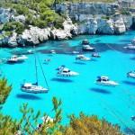 A nap képe – Menorcai hajókázás