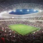 Bemutatták az új Puskás Ferenc Stadion látványterveit