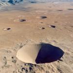 Sedan-kráter – a legnagyobb, atombomba által létrejött mélyedés