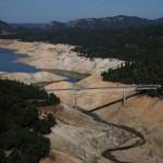 A rendkívüli mértékű aszály miatt kiszáradnak a kaliforniai tavak