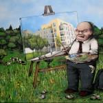 Photo: Elgondolkodtató társadalomkritika egy francia utcai művész 30 alkotásán keresztül