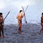 Először lépett kapcsolatba a külvilággal egy elszigetelt amazonasi törzs