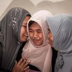 Tíz évvel a földrengés után találták meg indonéz szülők a lányukat
