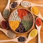 A világ konyhái három fűszerben bemutatva [Infógrafika]
