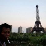 Eiffel-tornyok a világ körül
