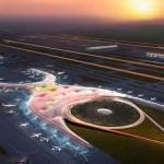 A világ legnagyobb reptülőtere épül Mexikóban
