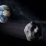 Aszteroida száguld el a Föld mellett vasárnap