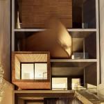 Különleges iráni ház forgó szobákkal