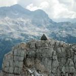 Photo: Hegyi menedék 2500 méteres magasságban