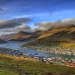 Klaksvík, a Feröer-szigetek festői városa