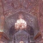 Shah-e Cheragh – milliónyi mozaikkal díszített, csillogó mecset Iránban