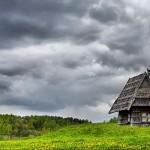 Photo: Magányos házak