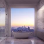 Photo: 95 millió dollárba kerül a legdrágább lakás Amerika legmagasabb lakóépületében